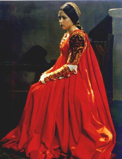 suicideblonde:  Olivia Hussey in Romeo and Juliet (1968)