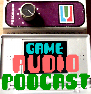 Episode 16 of the Game Audio Podcast is up and available for free download! If you are interested in Game Audio or Adaptive/Interactive Sound/Music, this Podcast is a must listen.  These guys are really fun and very informative, covering a vast array of real world issues in Adaptive Sound.  I have listened to almost every episode at this point and once I get through them all I will likely listen to them all again.  They are that awesome :) Enjoy!