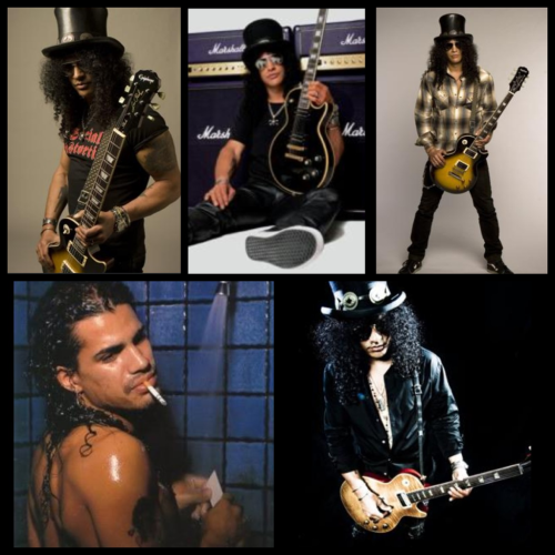 Slash= gorgeous
