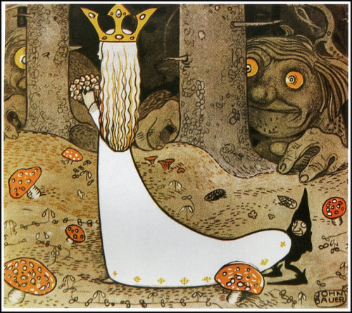 mudwerks:  (via Dag and Dagga | Flickr) John Bauer