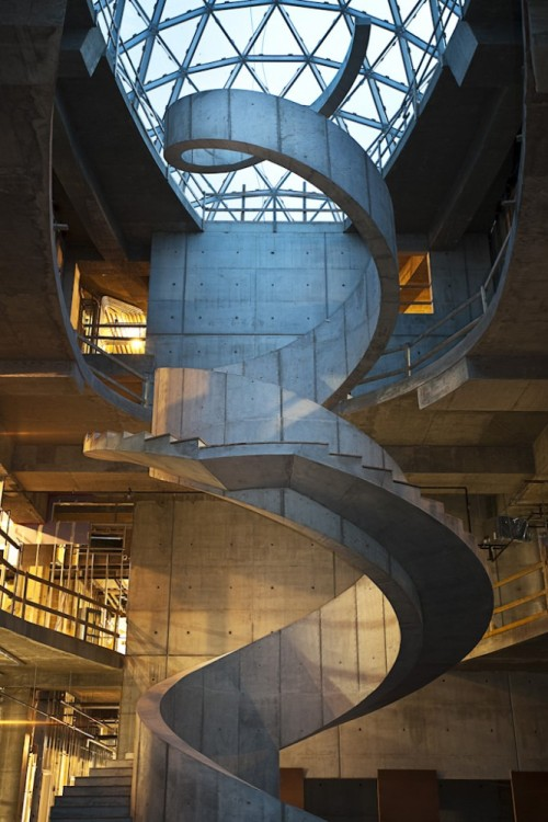 architekturdesign:  In Progress: Salvador Dalí Museum / HOK   Beck Group