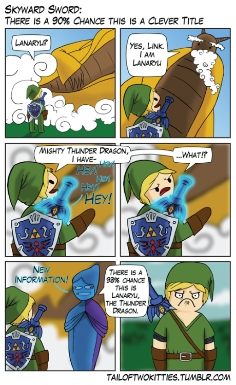 gamefreaksnz:  From Tail of Two Kitties comics!