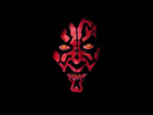 "Darth Maul Appearences: Star Wars, episode I ""The Phantom Menace"" and now, The Clone Wars! He was a Sith Lord trained by Lord Sidious. He killed jedi master Qui Gon Jinn in episode 1. Then Obi Wan Kenobi killed him. Or that was what he tought!!"