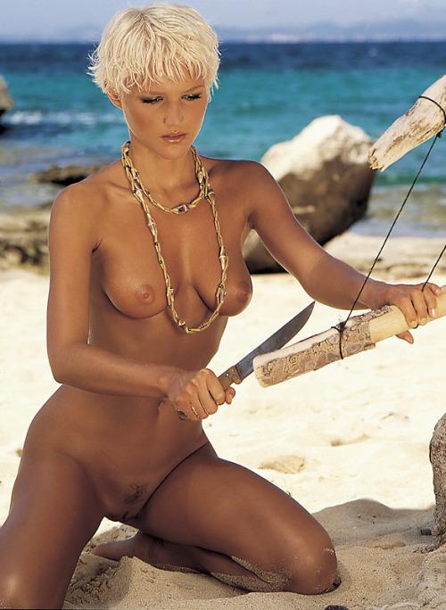 Can Girls of survivor naked