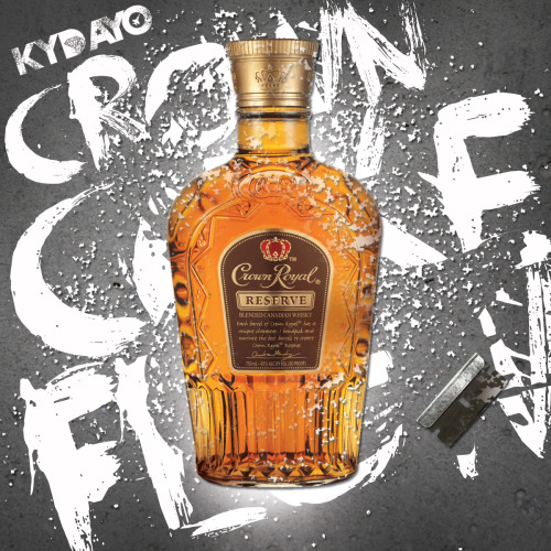 NEW KYD AYO! DOWNLOAD NOW! KYD AYO - CROWN & COKE FLOW FREE SPIRIT AND VODKA COMING SOON