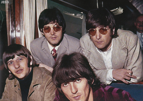 Style Icons - The Beatles (sans Ringo)