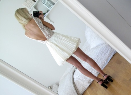 awesome lacey dress