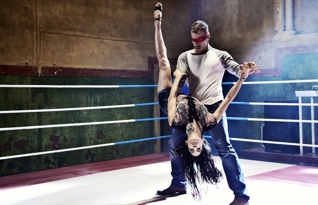 28 days before premiere of the Street dance 2 3D movie! Are you ready?