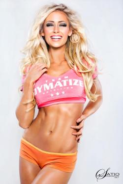 Jenna Renee Webb, Fitness Model
