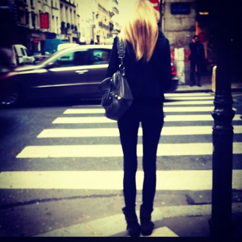 #pfw (Taken with instagram)
