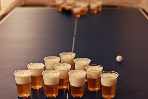 Beer Pong <3