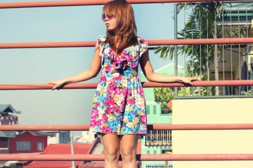 (via The Niknok Style: Summer Dress)