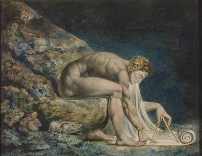 William Blake, Newton (c1805)