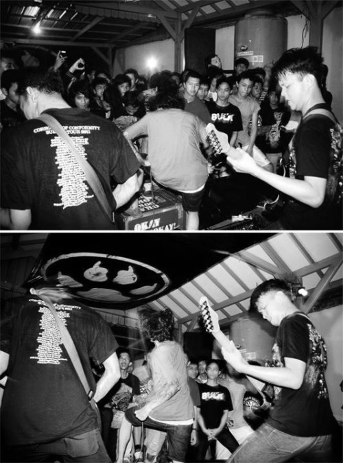 gigs garage #PRMNSTR