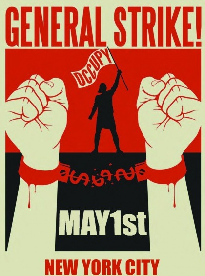 May 1st General Strike NYC