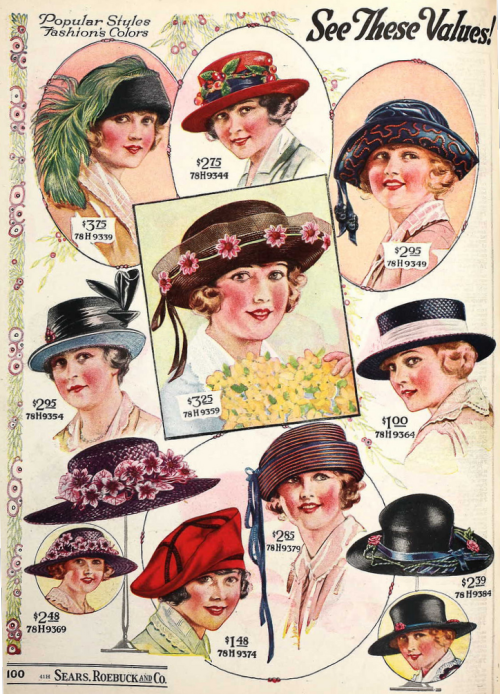 ~ Sears, Roebuck and Co., 1922via Flickr(click to enlarge)