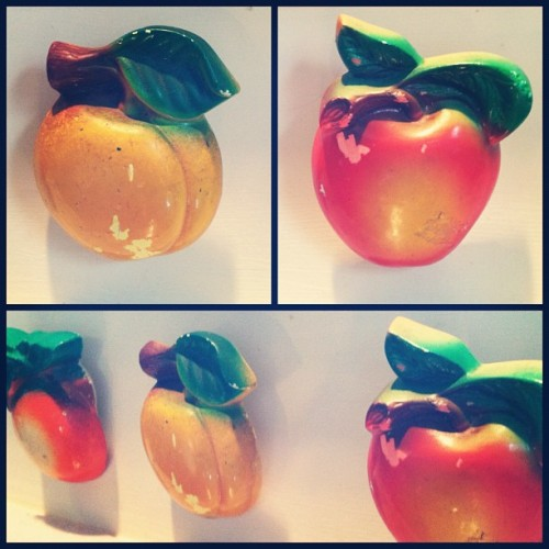 #marchphotoaday vintage #fruit (Taken with instagram)