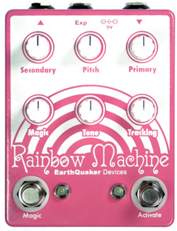 thingsmagazine:  The Rainbow Machine by EarthQuaker Devices