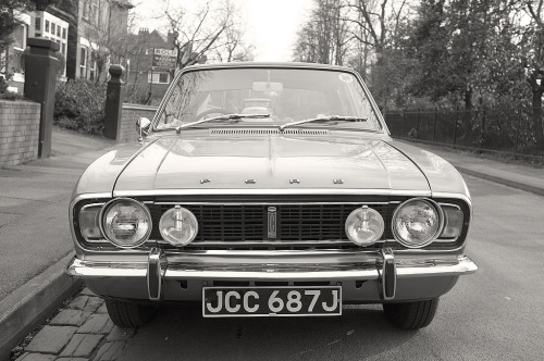 A few new photos on my flickr. Including this cool old Cortina!