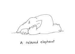 guardian:    How to draw… ELEPHANTS The creator of Elmer, David McKee,  is sharing his best tips for drawing an excellent elephant. Just sure  you've got loads of coloured pencils handy…