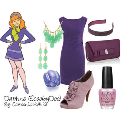 I used to always want to be Daphne!