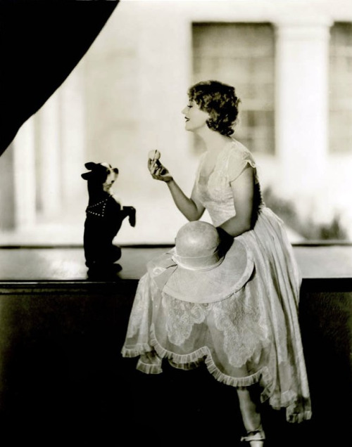 Betty Compson 1920's - Photo by Lansing Brown