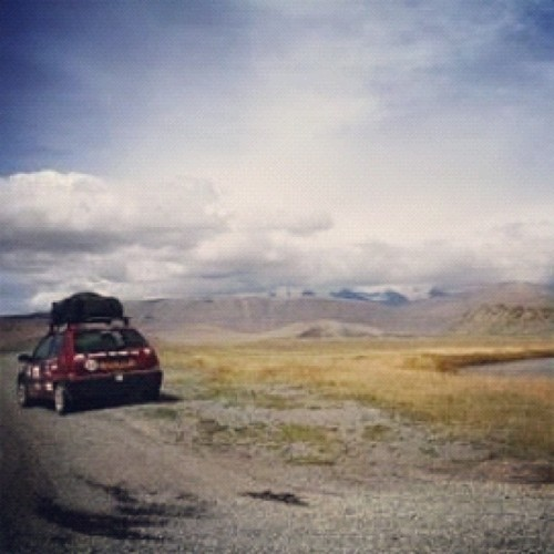 Follow my blog about the Mongol Rally here: arkansaschuggabugs.blogspot.com. #charity #mongolrally #Mongolia  (Taken with instagram)