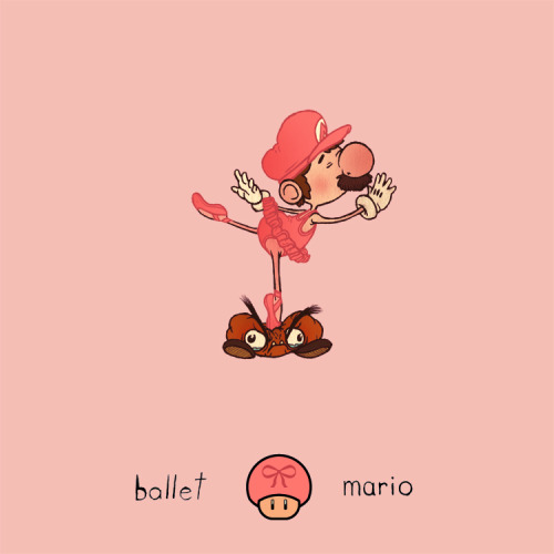 Rejected Mario Outfits #4 EDIT: I liked the pink background better. It's much more majestic.