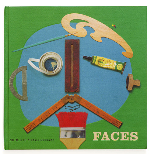 New Miller Goodman book: Faces.
