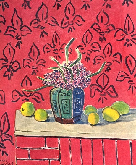 Henri Matisse Still Life with Lemons 1943