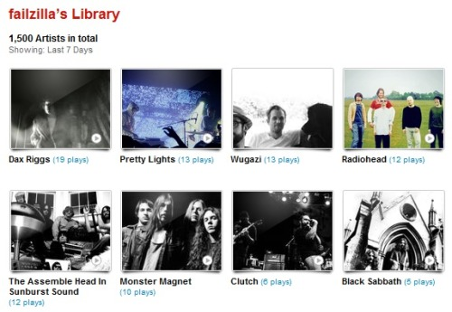 my last.fm for the week of 02.25.12 - 03.02.12