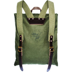 in-fi-nity:  Duluth Pack Canvas Backpack made in Duluth, Minnesota.