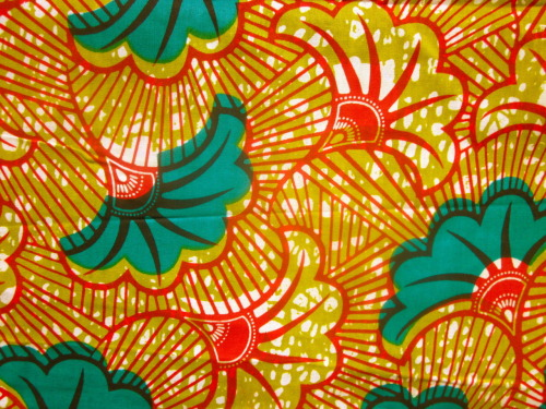 One of my favorite prints I brought back from Ghana