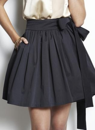Oscar Wrap Skirt designed by Misile (RTW Collection)