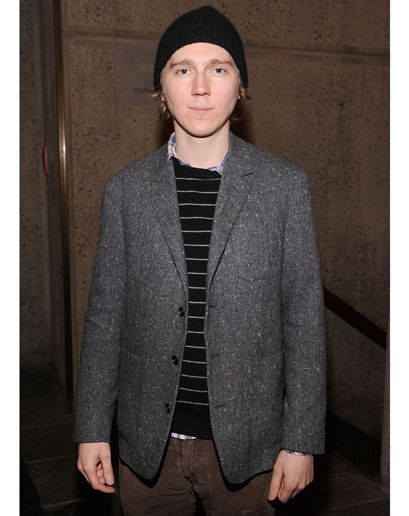 """Paul Dano always looks so goddamn Brooklyn. In this case, we mean that  in a good way."" Brought to you by The Week in Style."