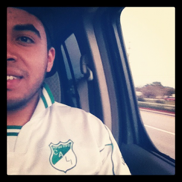 ⚽ #futbol time #soccer #football #deportivocali #deporcali  (Taken with instagram)