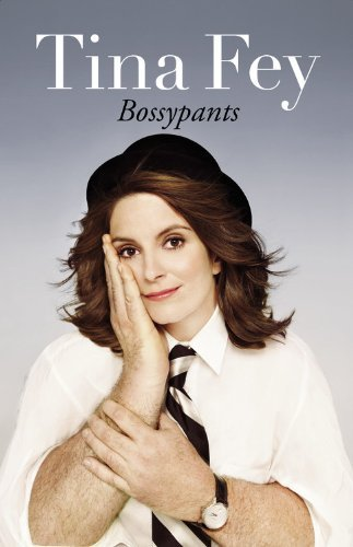 Book #3 _ Bossypants, by Tina Fey.