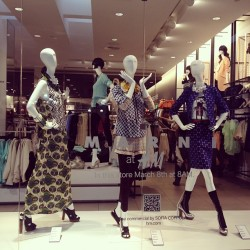 lusttforlifeblog:  #Marni for H&m is coming. Love this much more than The Versace diffusion line  (Taken with instagram)