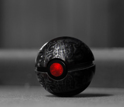 The Pokeball of Severus Snape (Harry P)