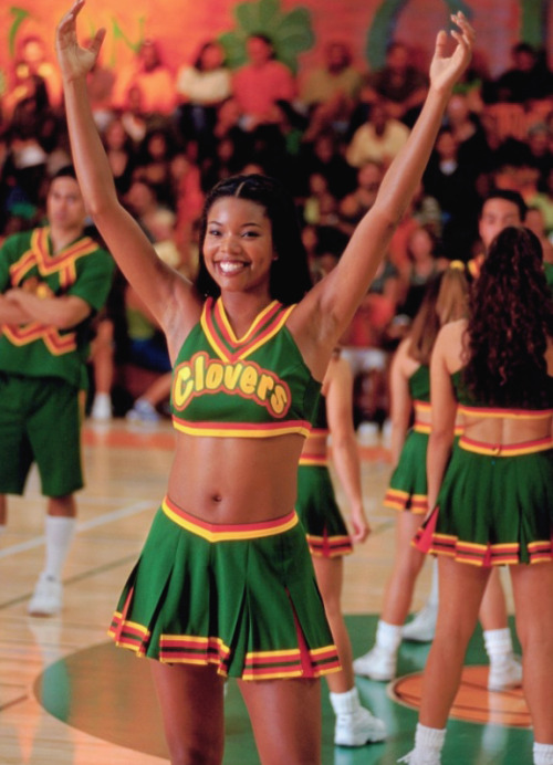 fuckyeahfamousblackgirls:  Gabrielle Union in the movie Bring It On