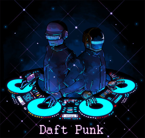 Long live DaftPunk!