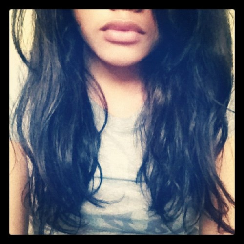 Achieving zee loooong haiir. ❤❤ (Taken with instagram)