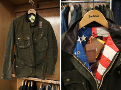 ANCHOR DIVISION: Barbour continued….A walk through the US Distributor