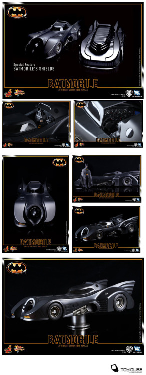 albotas:  A Little Bit on the Batmobile Side: Check out this crazy 1/6 scale replica of the 1989 Batmobile. Produced by Hot Toys, this thing measures over three goddamn feet in length. But it's priced for a Bruce Wayne level budget - $689.99. You can pre-order it at ToyQube, who estimate a May 2013 (that's 13 with a three) ship date.