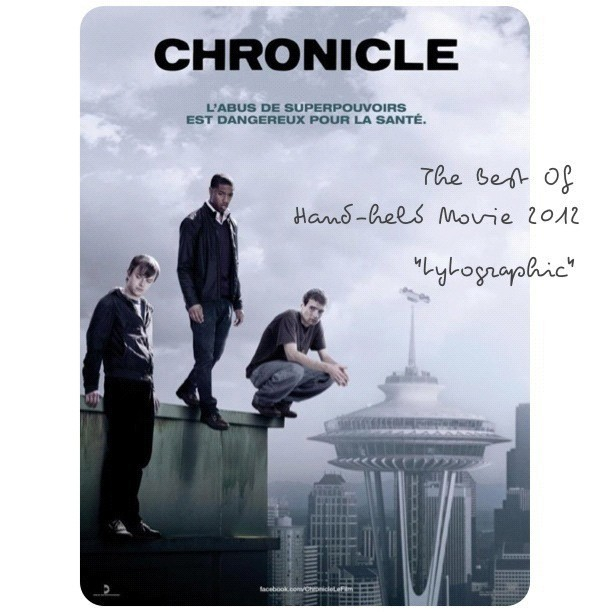 #chronicle #2012 (Taken with instagram)