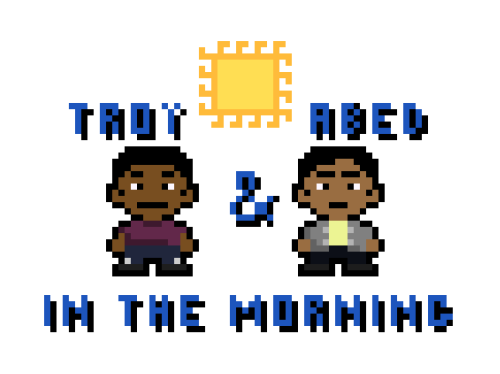 Troy and Abed: PixelThat Community (2009- )