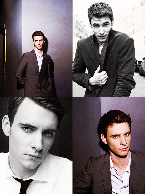 So in love with Harry Lloyd…