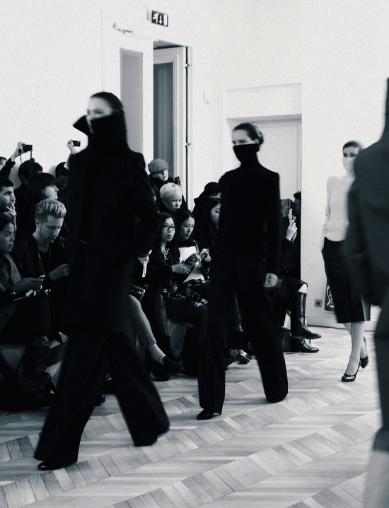 Maison Martin Margiela Fall 2012 Ready to Wear, Filep Motwary