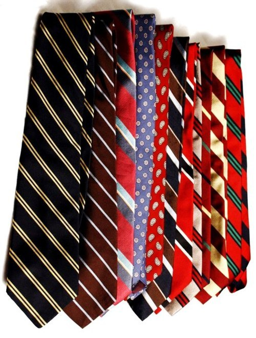 thetieguy:  preppy ties.
