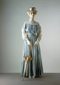 Day dress, ca. 1905